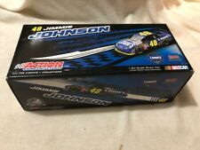 NASCAR 1/24 scale Action JIMMIE JOHNSON #48 Lowe's 2009 Chevy Impala SS READ!