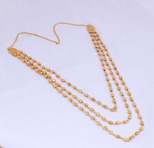 INDIAN Designer Party Wear Fashion Jewellery Bollywood Gold Plated Necklace