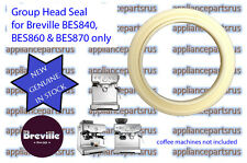 Breville Group Head Seal BES860/02.6 for BES810 BES840 BES860 BES870 BES880