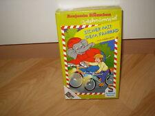 Schmidt Spiele Benjamin Blümchen - Sicher mit dem Fahrrad zur Schule