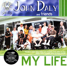 My Life by John Daly (Golfer) (CD, Nov-2002, Scream) BRAND NEW SEALED
