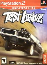Test Drive (PlayStation PS2) Race Thru 4 International Cities In 20+ Cars!