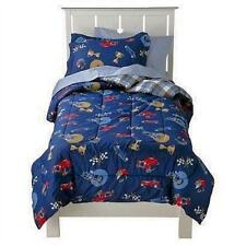 New Circo Vintage Car Collection TWIN Bedding Set 5 pieces Reversible
