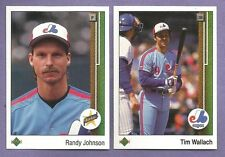 1989 Upper Deck  Montreal Expos Team Set