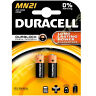 2 X DURACELL LR23A 12V Garage Door  Alkaline Battery