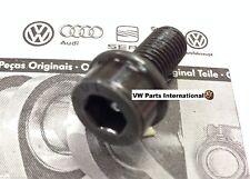 VW Corrado G60 VR6 Rear Brake Caliper Carrier Bolt 1x Genuine New OEM VW Part
