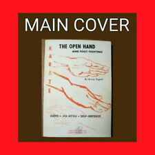 ☆RARE MARTIAL ARTS BOOK:KARATE-THE OPEN HAND+FOOT FIGHTING TACTIC:JUDO,JIU%JITSU
