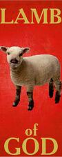 Lamb Of God Christian Church Banner Poster Sign Flag FREE SHIPPING