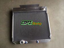 Aluminum radiator for FORD Falcon XA XB XC FAIRLANE ZF ZG 6 cyl 1972-1977 AT/MT