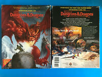 Introduction to Advanced Dungeons & Dragons box set #1134