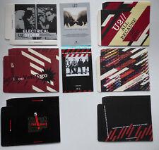U2 COLLECTION WALLET BOX x6 VERTIGO ELECTRICAL PROMO NEW
