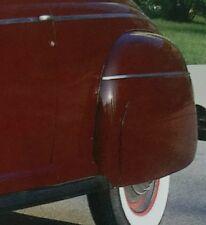 1941-48 Ford Fender Skirts New Steel