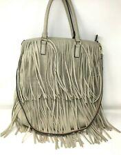 Betty Barclay Bag Valentina Tassel Fringe Day Bag - Grey Colour