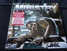 Ministry - Relapse (SEALED NEW CD 2012) REVOLTING COCKS KMFDM LARD 1000 HOMO DJS