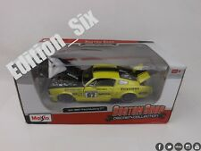 Maisto Custom Shop 1:24 1967 Ford Mustang GT American Muscle sportscar NEW