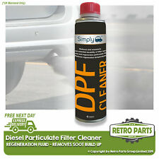 Pro DPF Cleaner for BMW. Diesel Particulate Filter Regeneration Fluid