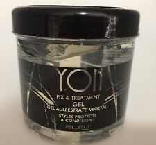 Gel Capelli Yon Rolland 500ml professionale Extra Forte Strong effetto Bagnato
