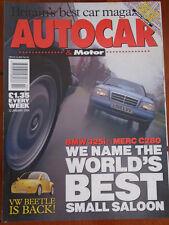 Autocar 12/1/94 Suzuki Cappuccino, BMW 325i vs Mercedes C280