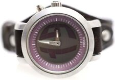 HTF - Fossil BG-2201 Big Tic Quartz Women's Ana-Digi Cuff Style Wrist Watch