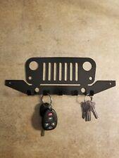 jeep key holder, xj, cherokee,  Rubicon, 4x4, custom.