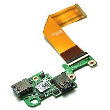 New DELL XPS 15 L501X L502X USB 3.0 I/O BOARD GRWM0 CN-0GRWM0 W/Flex Cable