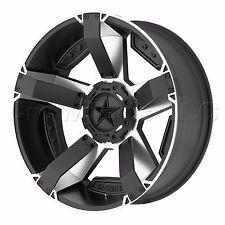 KMC XD SERIES 17 x 8 Rs2 Wheel Rim 5x150 Part # XD81178058535