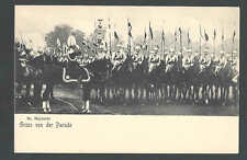 Ca 1903 Ppc* Udb Gruss From The Parade Germany Mint