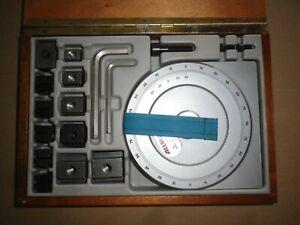 Allmatic Typ 1300 Drehplatte Rundtisch Drehtisch Winkeltisch f. Fräsmaschine