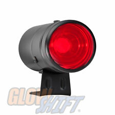 GlowShift  Black Adjustable Shift Light w/ Red LED Light - GS-SL-BSR