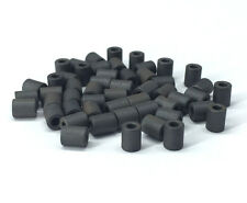 50 pcs Ferrite Bead 4 x 5 x 2mm Fit TO-220 TO-3P Transistor Pin