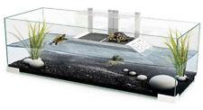 Ciano Tartariums 40 60 80 Turtle Tank Terrarium Aquarium Ramp Terrapin Glass