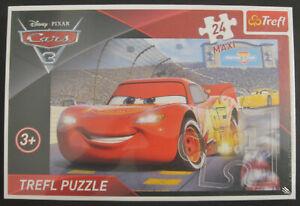 Disney Pixar CARS Jigsaw Puzzle 24 Pieces ages 3 plus