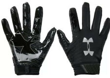 UNDER ARMOUR UA SPOTLIGHT FOOTBALL GLOVES SIZE XLARGE NEW - GRIP & PROTECTIVE