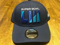 New Era 9FORTY NFL Super Bowl LIII Adjustable Strap Hat Cap NEW WITH TAGS
