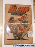 Gothic Blimp Works #2 (Tabloid) + Bonus 1970 UG Robert Crumb;