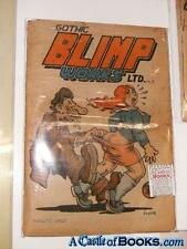 Gothic Blimp Works #2 (Tabloid) + Bonus 1970 UG Robert Crumb; Vaughn Bo