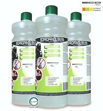 3x1L =3L ECO-Clean® Isopropanol 99,9%, Isopropylalkohol, IPA, Entfetter 3 Liter