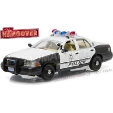 1/43 Police Greenlight(86506) Ford crown Victoria Interceptor 2000 very bad trip