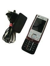 Altes Nokia 6280, 2 Megapixel, 3 Simlock, Handy, + Ladegerät
