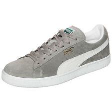 Puma Suede Classic+ Sneaker Grau NEU