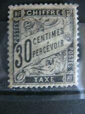 FRANCE neuf  taxe n° 18