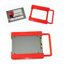 "2.5""SSD/Hard Drive to3.5"" Drive Bay Adapter Mounting Bracket HDD Converter Tray-"