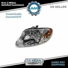 Headlight Headlamp Driver Side Left Lh For Dodge Grand Caravan Chrysler Voyager