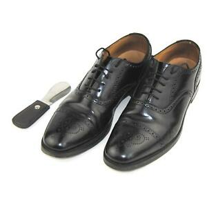 Mens Loake Patent Leather Formal Shoe Size 8 - Recently Resoled and Reheeled