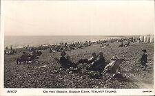 Walney Island. On the Beach, Biggar Bank # A107 by Sankey, Barrow.