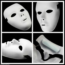 Jabbawockeez Mask Masquerade Party Ghost Dance Hip-hop Fancy Dress Accessories