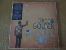 Brand New - Jacob Golden – Revenge Songs - 11 Track CD Echo 2007