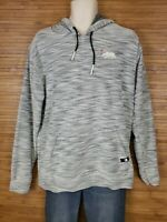 Dikotomy Gray Pullover Long Sleeve Standard Fit Hoodie Mens Size XL EUC