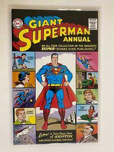 Giant Superman Annual Replica Edition #1 DC 8.0 VF (1998)