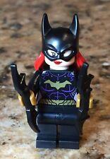 LEGO Batgirl Minifigure 76013 DC Universe Batman Super Heroes Minifig
